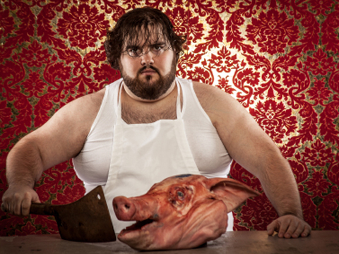 essays on eating meat