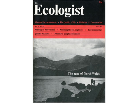 Ecologist Magazine June 1971