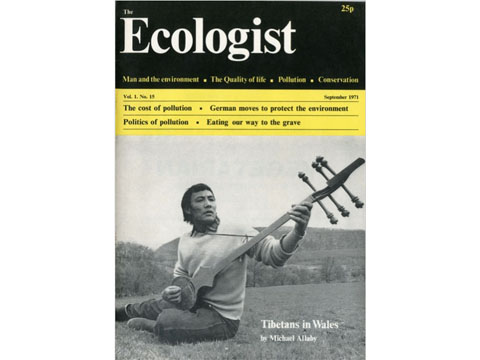 Ecologist Magazine September 1971