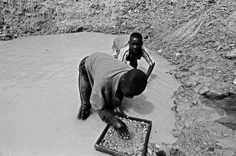 blood diamonds africa