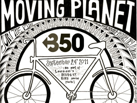 Moving Planet, 350.org