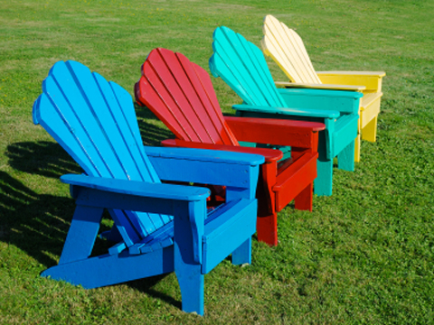 Top 10… ways to give old furniture a facelift