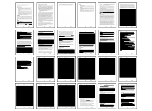 Redacted - a document released by Defra following an FOI request. From www.teambadger.org.uk/pdf/OpennessBriefJun13.pdf.