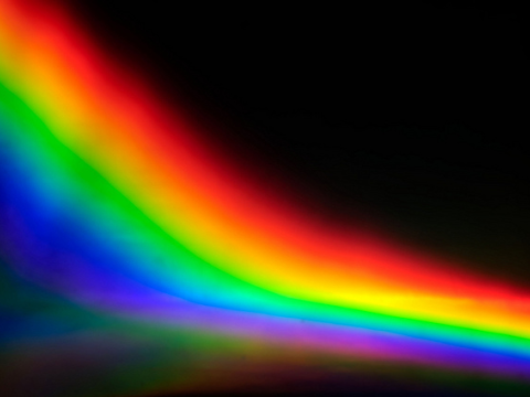 PRISM - bending light, or bending truth? Photo: Ingrid Truemper via Flickr.com.
