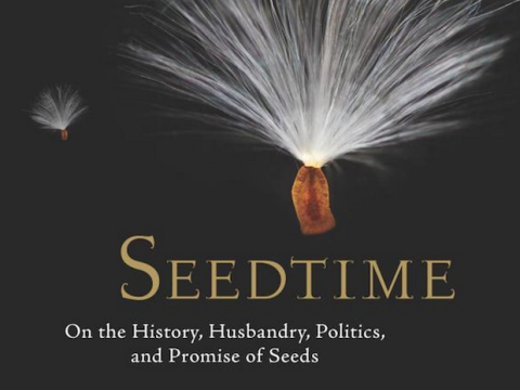 Seedtime by Scott Chaskey is published by Rodale Press.