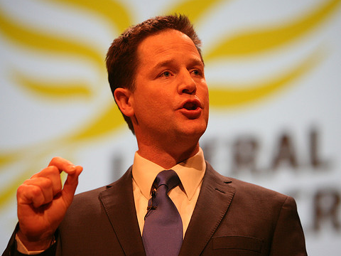 Nick Clegg - would you buy a used TTIP from this man? Photo: Liberal Democrats via Flickr.com.