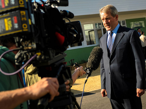 Owen Paterson. Photo: Jamie Grey via Flickr.com.