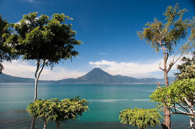 Lake Atitlan in 2009. Photo: Wojtek Ogrodowczyk via Flickr.com.