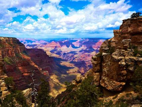 The Grand Canyon. Photo: Moyan Brenn via Flickr / earthincolors.wordpress.com/.