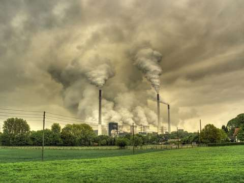 Coal fired power station at Gelsenkirchen, Germany. Photo: Guy Gorek via Flickr.