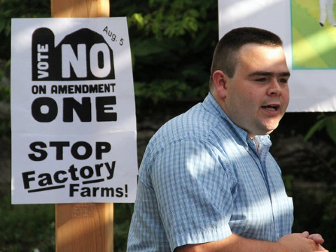 Local Farmers Speak Out Against