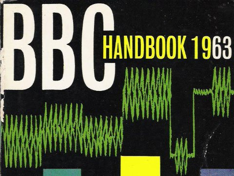 Has the BBC forgotten its commitment to impartial journalism? Photo: BBC handbook 1963, by Gordon Joly via Flickr.