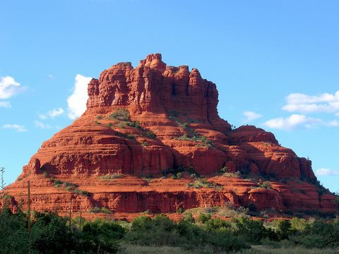 Ask not for whom the bells of mindfulness ring ... they ring for us. Photo: Bell Rock, Arizona by Alan English CPA via Flickr.