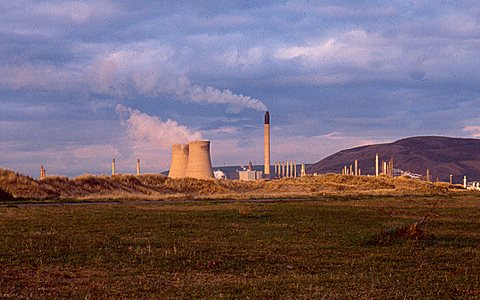 Under the new 'capacity market' regulations, Britain's dirtiest coal-fired plants are set to benefit. Photo: Dom Atreides via Flickr.