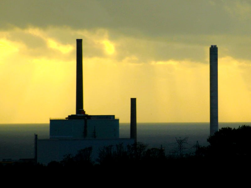 Sellafield, where the Nugen consortium wants to build three AP1000 nuclear reactors on the adjacent 'Moorside' site. Photo: Pharma Mike via Flickr (CC BY-ND).