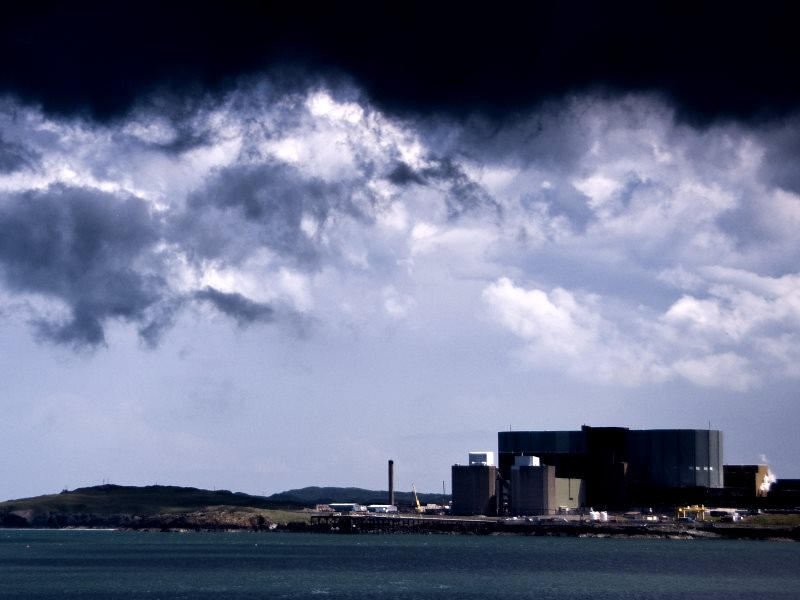 The planned Hinckley C nuclear EPR plant may never be built. But tthe Government wants to press ahead with other reactor designs at other sites - like Wylfa on Anglesey, Wales. Photo: Joe Dunckley via Flickr (CC BY-NC-SA).