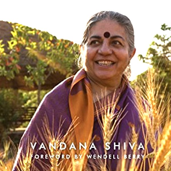 The Vandana Shiva Reader (Culture Of The Land), front over (cut).