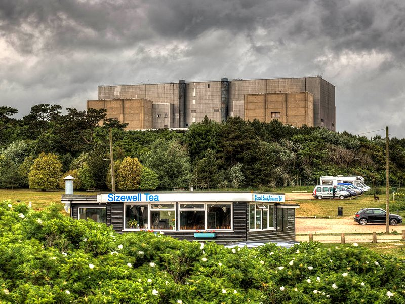 The true cost of the three nuclear power stations at Sizewell, England were concealed under state ownership. But they still cost us a bomb. Photo: Mark Seton via Flickr (CC BY-NC).