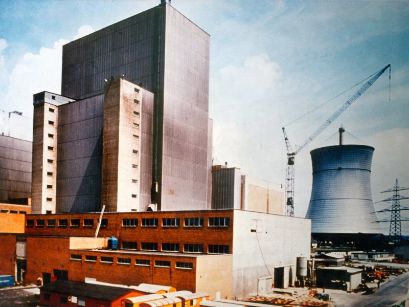 The Uentrop nuclear plant in Germany cost €2 billion to build, but was closed in 1989 after just 423 days of operation following irreparable technical failures. Photo: IAEA Imagebank via Flickr (CC BY-SA).