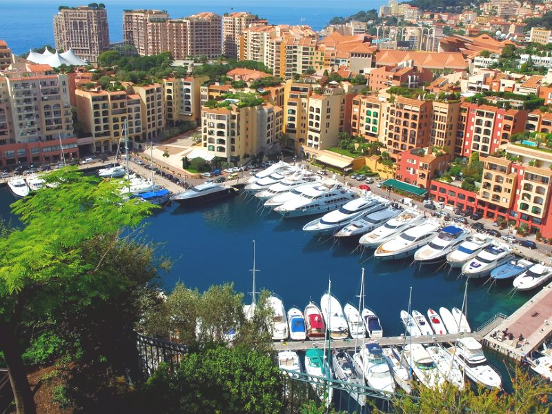 La Condamine, Monaco. Photo: Anandkumar N via Flickr (CC BY-NC).