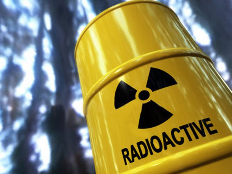 Danger - Radioactive! Photo: StefrogZ / Greens MPs via Flickr (CC BY-NC-ND).