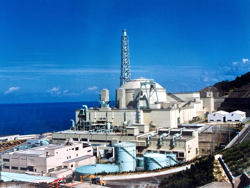 Abandoned, and going nowhere: Japan's the Monju 'fast' nuclear reactor. Photo: Nuclear Fuel and Power Reactor Development Corporation (PNC) / IAEA Imagebank via Flickr (CC BY-SA).