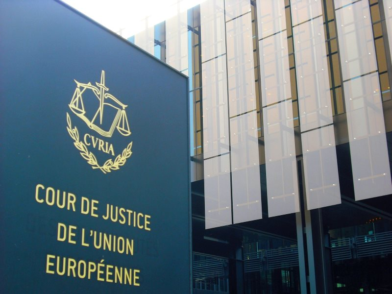 Sorry mate, nothing doing: the Court of Justice of the European Union in Luxembourg. Photo: Transparency International EU Office via Flickr (CC BY-NC-ND).