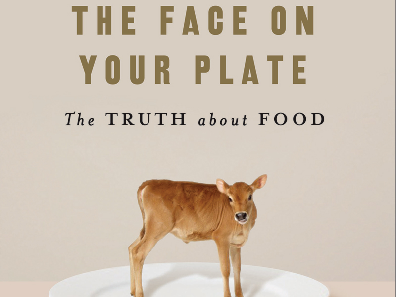 Book Face on your plate