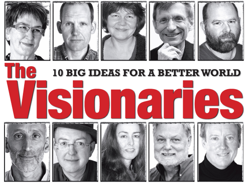Ecologist Visionaries