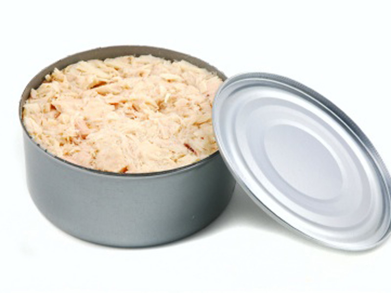 Behind the Label tinned tuna