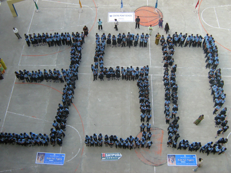 350.org in India