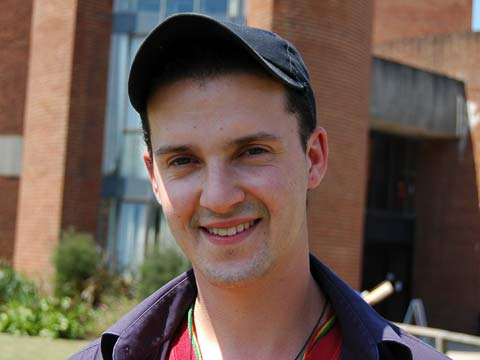 Dan Glass, climate change campaigner