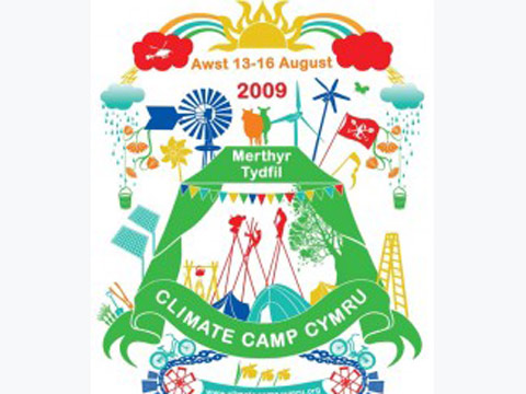 Climate Camp Wales