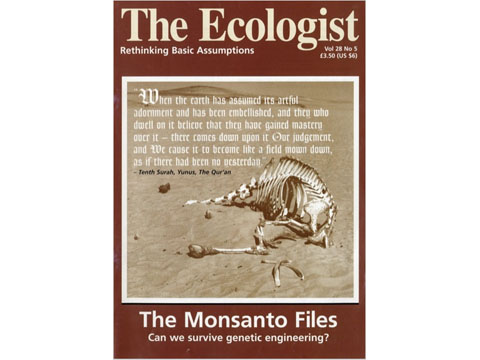 Ecologsit Monsanto Files