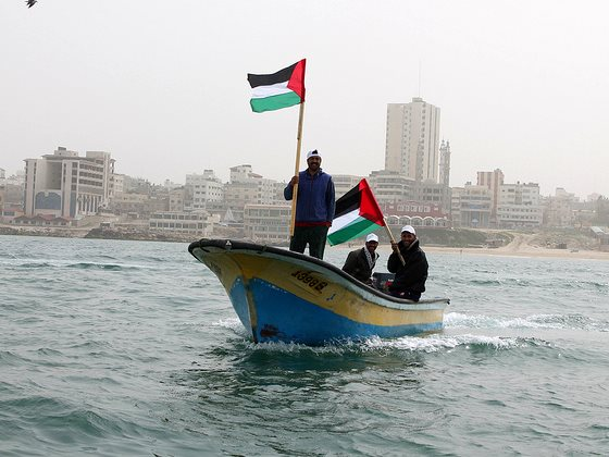 In March 2012 the Union of Agricultural Work Committees (UAWC) rallied on the Mediterranean Sea between the Gaza seaport and Beit Lahia to protest Israeli naval attacks on Palestinian fishermen and demand the return of fishing boats seized by Israel. Sinc