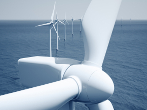 Offshore wind turbines