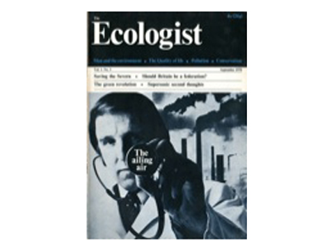The Ecologist 1970