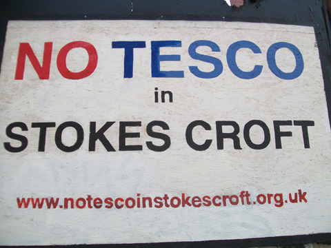 Say no to Tesco