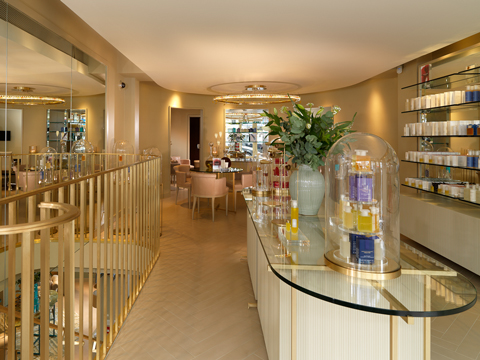 Aromatherapy Associates boutique