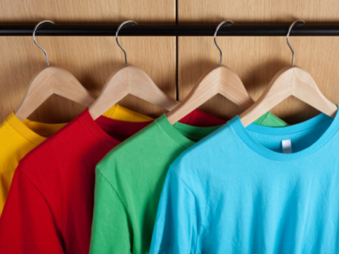 Five of the best…organic cotton t-shirts