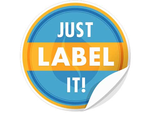 Just Label It campaign