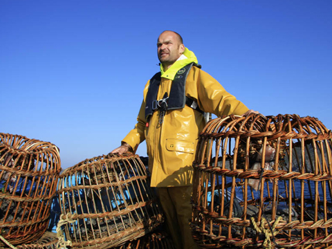 Monty Halls: 'I will defend fishermen to my dying day'