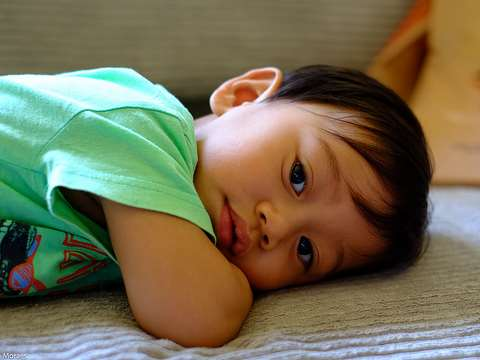 Flame retardants are frequently found in mattresses and other soft furnishings, including those for use by children. Photo: © Copyright Aaron Moraes / Greh Fox via Flickr.