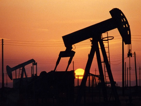 In Obama's America, oil is no longer a sunset industry. Photo: Sunset in Texas by Reto Fetz via Flickr.