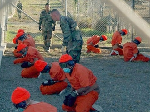 Guantanamo Bay. Photo: Wikipedia via Aslan Media via  Flickr.