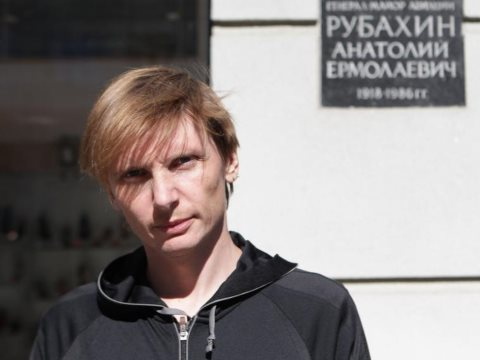 Konstantin Rubakhin is currently in hiding. Photo: Konstantin Rubakhin.