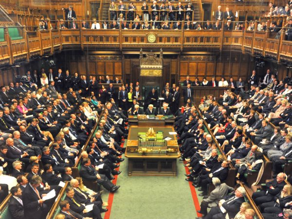 MPs may make the law - but that does not make them above the law. Photo: UK Parliament via Flickr (CC BY-NC-ND).
