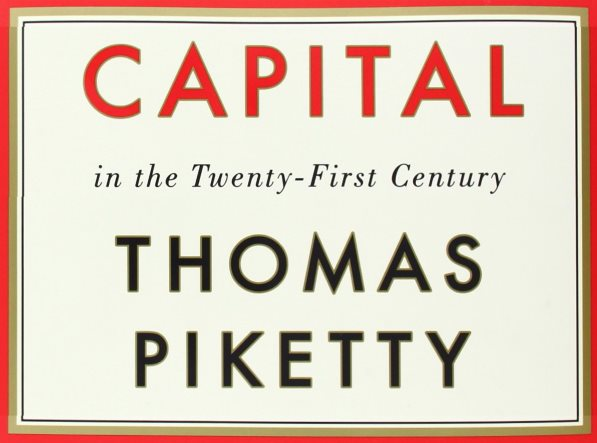 Capital by Thomas Pinketty, front cover (edited).