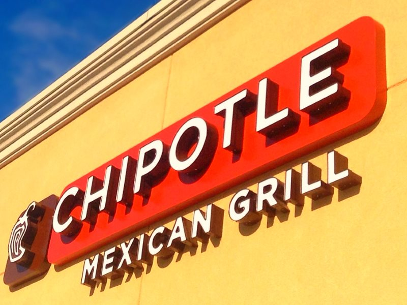 Chipotle Mexican Grill. Photo: Mike Mozart of JeepersMedia and TheToyChannel on YouTube via Flickr (CC BY).