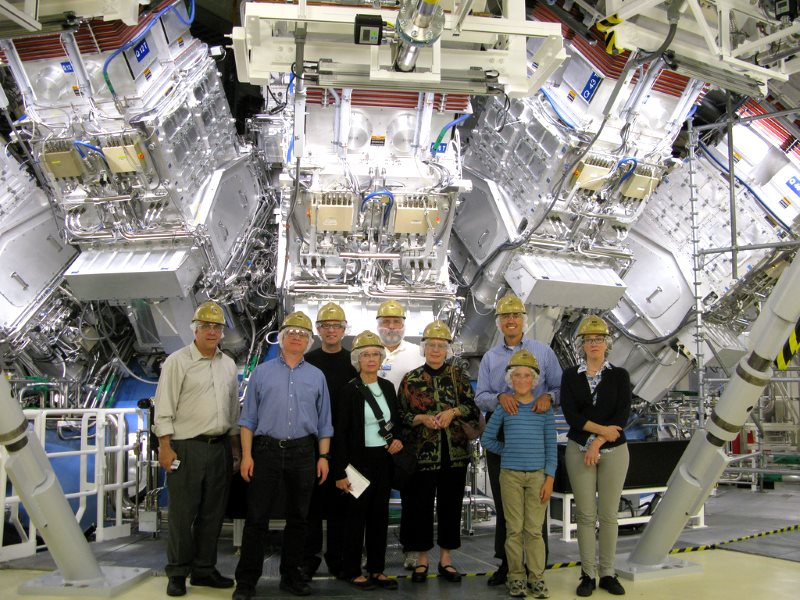 Normally a nuclear fusion plant looks like this, the National Ignition Facility (NIF) at Lawrence Livermore National Labs. But Boeing think they can do it all in an aircraft engine. Photo: Steve Jurvetson via Flickr (CC BY).